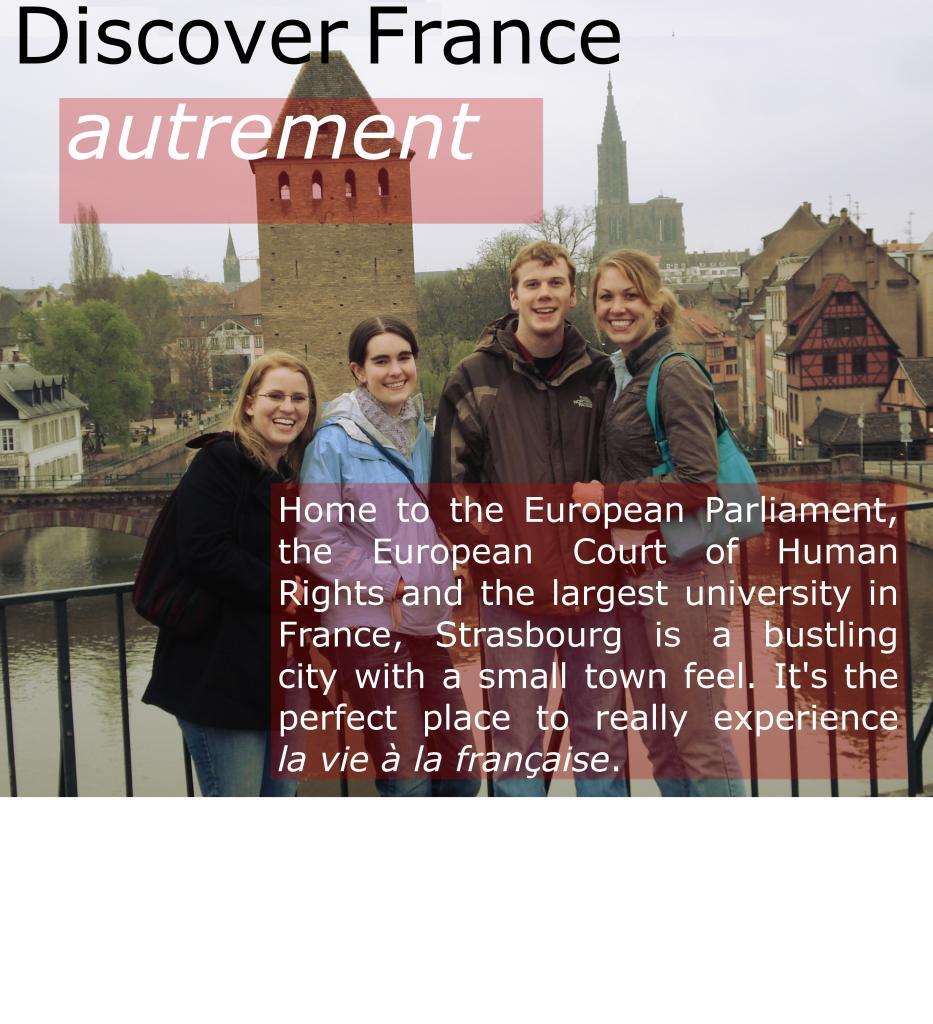 Discover France autrement