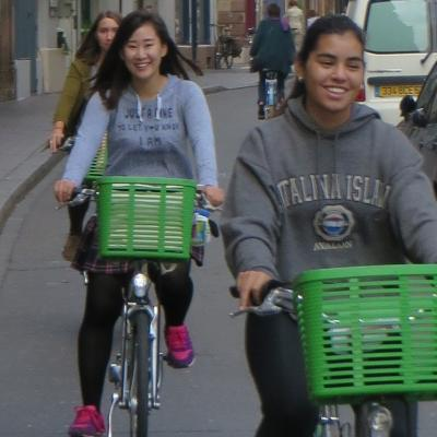 Block bikesa