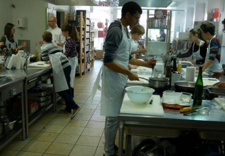 Cuisineaptitude group