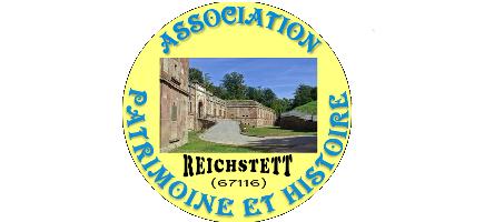Reichstett patrimoine logo