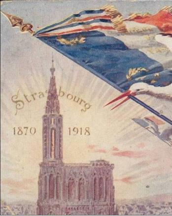 Strasbourg 1918 crop