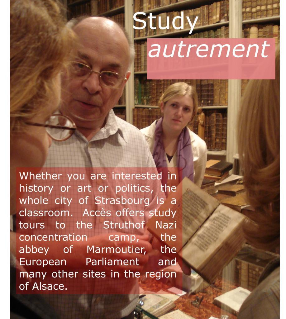 Study autrement