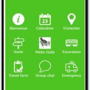 App phone view 3