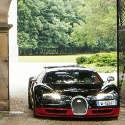 Bugatti square